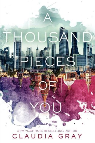 Review of A Thousand Pieces of You by Claudia Gray