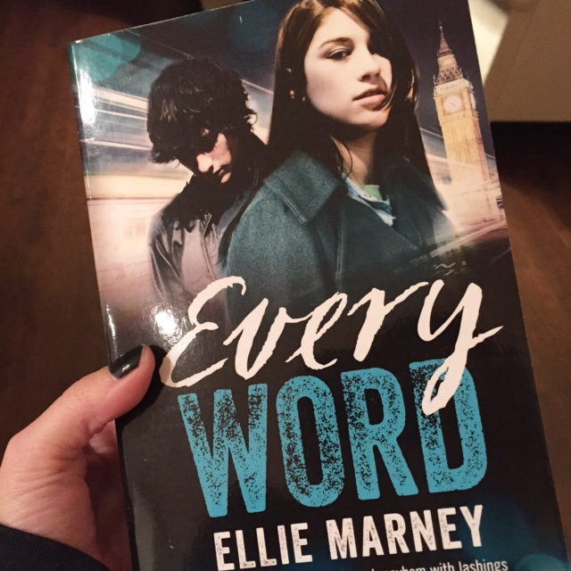Review of Every Word by Ellie Marney