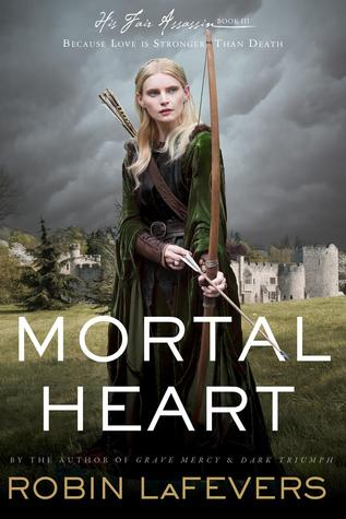 Review of Mortal Heart by Robin LaFevers
