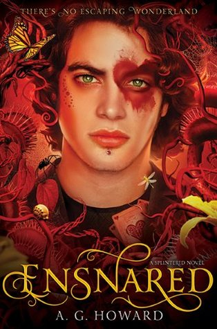 Review of Ensnared by A.G. Howard