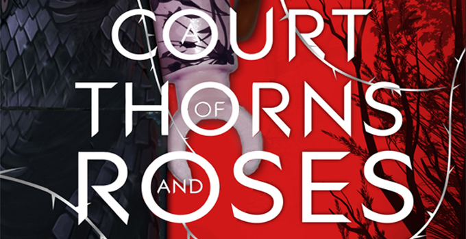 Lego Cover Art- A Court of Thorns and Roses
