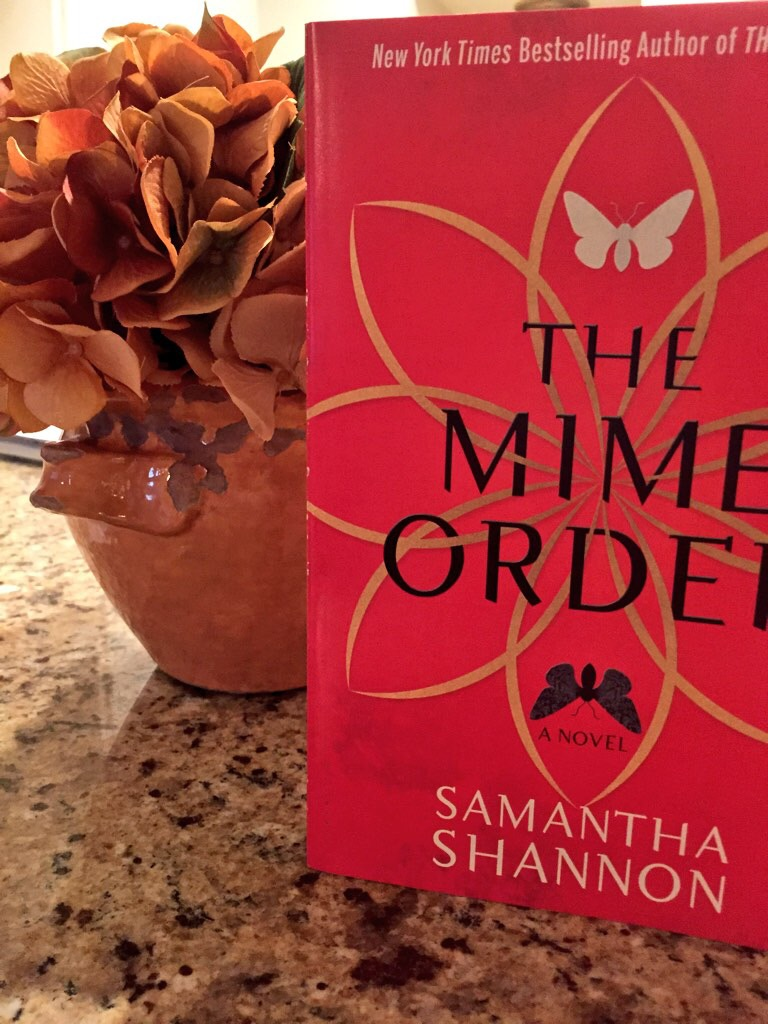 Blog Tour- The Mime Order by Samantha Shannon Review + Giveaway