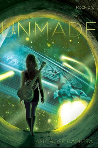 Review of Unmade by Amy Rose Capetta