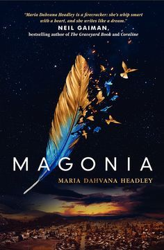 Review of Magonia by Maria Dahvana Headley