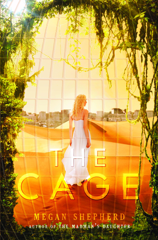 Review of The Cage by Megan Shepherd