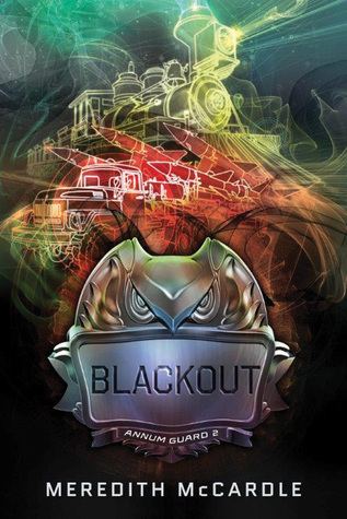 Review of Blackout by Meredith McCardle