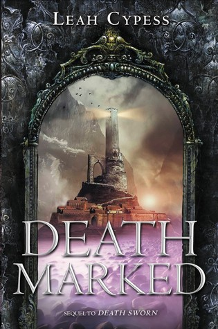 Review of Death Marked by Leah Cypess