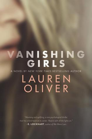 Review of Vanishing Girls by Lauren Oliver