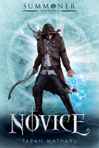 DNF Review of The Novice by Taran Matharu