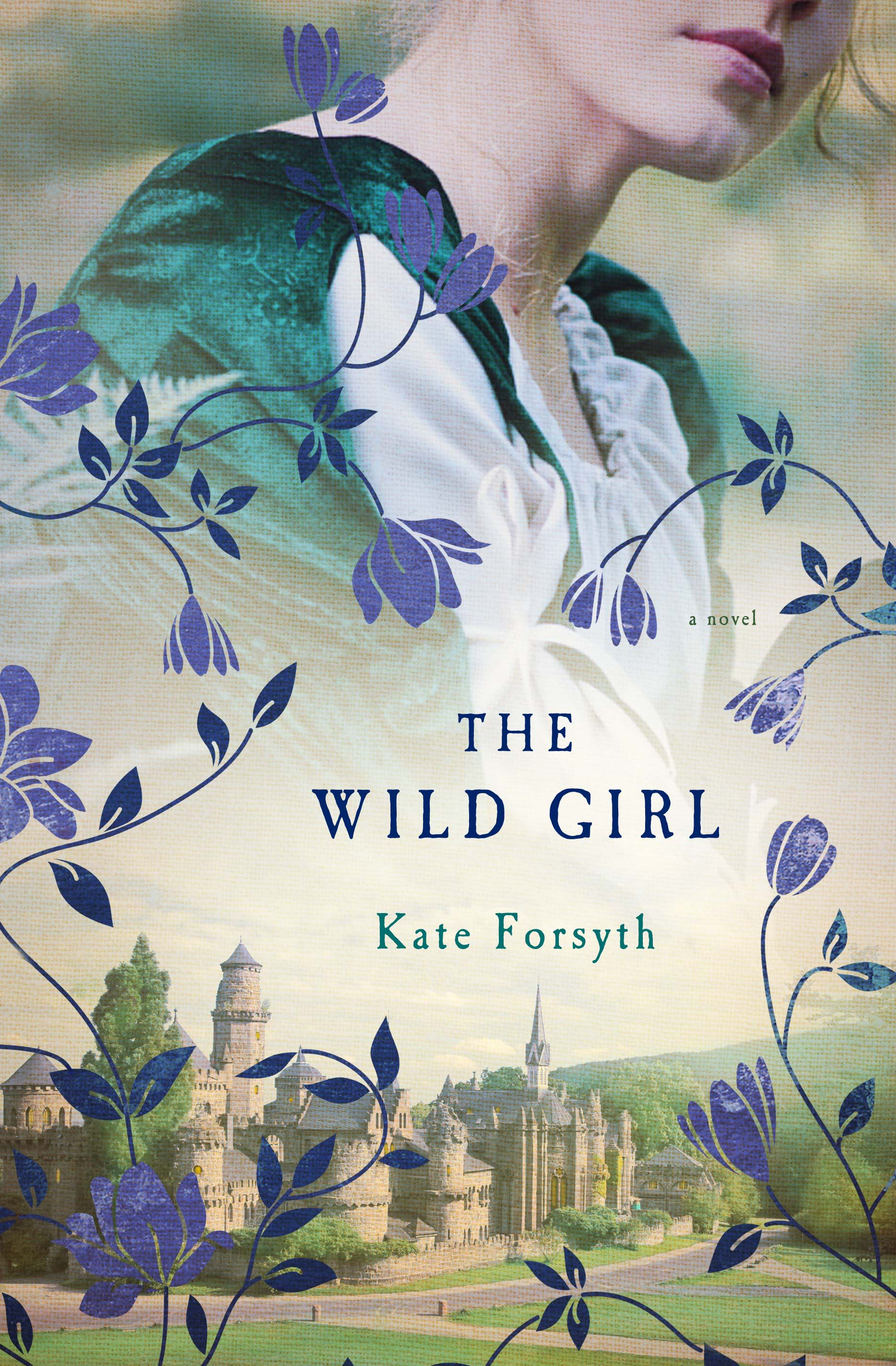 Blog Tour- The Wild Girl by Kate Forsyth Review + Giveaway