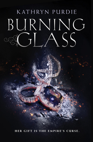 Early Review of Burning Glass by Kathryn Purdie
