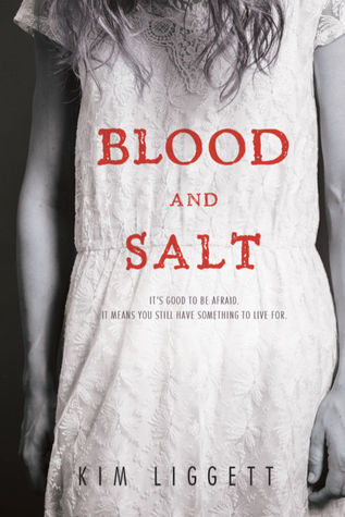 Blog Tour- Review and Giveaway of Blood and Salt by Kim Liggett