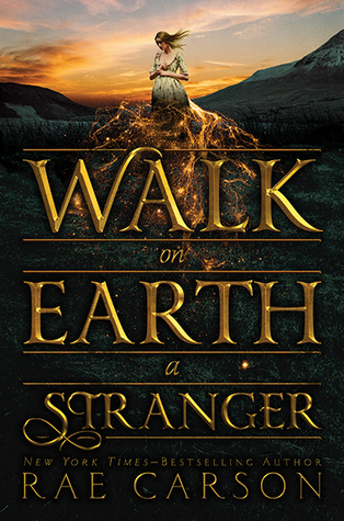 Review- Walk on Earth a Stranger by Rae Carson