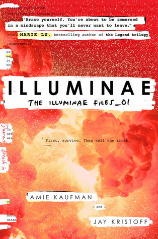 Blog Tour- Review and Giveaway for Illuminae by Amy Kaufman and Jay Kristoff