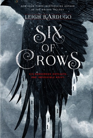 I attempt to review Six of Crows and share a drawing