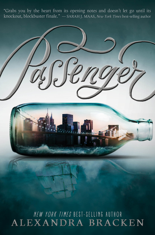 Review of Passenger by Alexandra Bracken