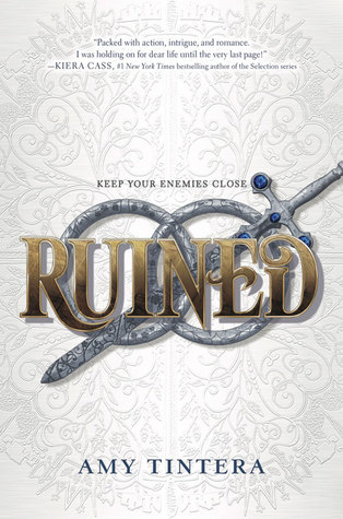 DNF Review for Ruined By Amy Tintera