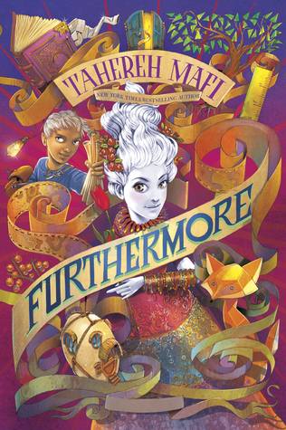 Review of Furthermore by Tahereh Mafi