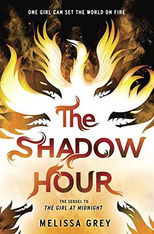 Review of The Shadow Hour by Melissa Grey