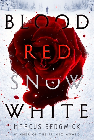 DNF Review for Blood Red Snow White by Marcus Sedgwick