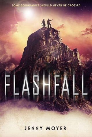 Review of Flashfall by Jenny Moyer