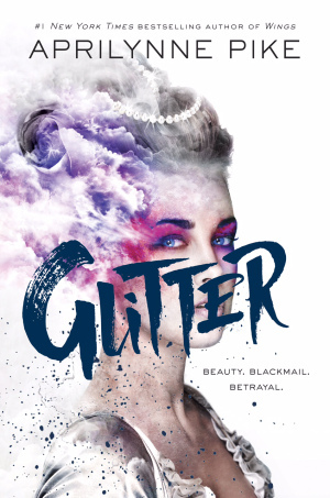 DNF Review of Glitter by Aprilynne Pike