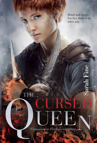 Review of The Cursed Queen by Sarah Fine