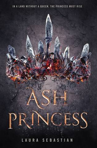 Blog Tour Review for Ash Princess by Laura Sebastian